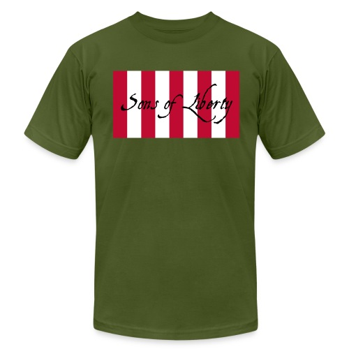 Sons of Liberty - Men's Fine Jersey T-Shirt