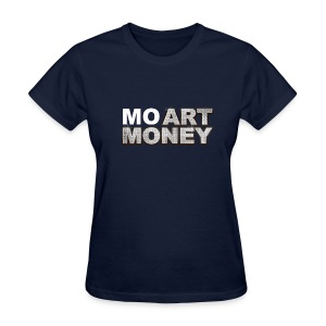 Art   Money T-shirt for Women - Women's T-Shirt