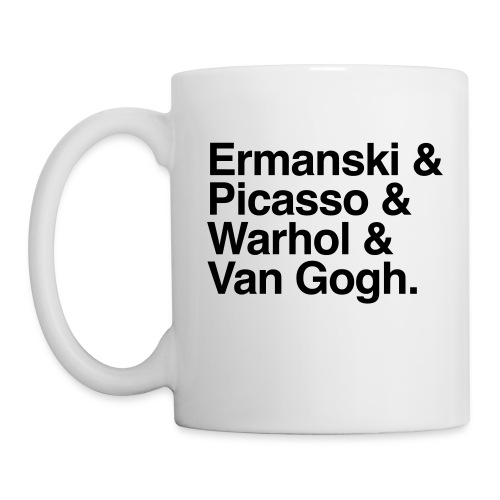 Artists - Mug - Coffee/Tea Mug