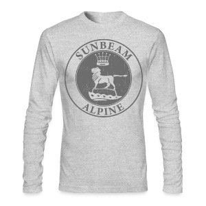 Sunbeam Alpine Vintage - Men's Long Sleeve T-Shirt by Next Level