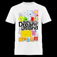 T-Shirts ~ Men's T-Shirt ~ BFDI Gridlock (Light)