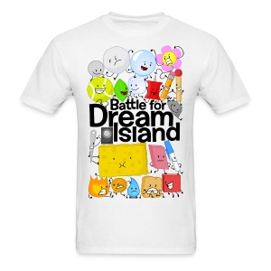 BFDI Gridlock (Light) - Men's T-Shirt