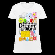 Women's T-Shirts ~ Women's T-Shirt ~ BFDI Gridlock (Light)