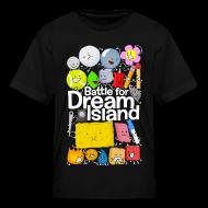Kids' Shirts ~ Kids' T-Shirt ~ BFDI Gridlock (Dark)