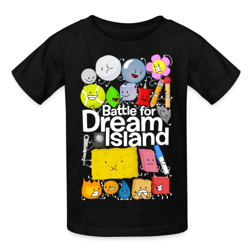 BFDI Gridlock (Dark) - Kids' T-Shirt