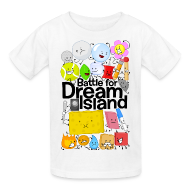 Kids' Shirts ~ Kids' T-Shirt ~ BFDI Gridlock (Light)