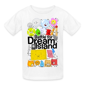 BFDI Gridlock (Light) - Kids' T-Shirt