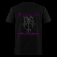 T-Shirts ~ Men's T-Shirt ~ Icon of Sin Cross My Heart
