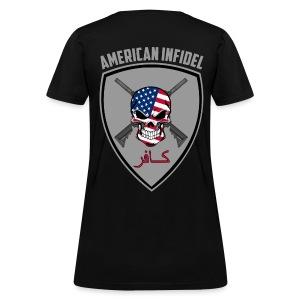 War Face  - Women's T-Shirt