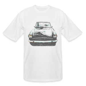 Classic Sunbeam Car - Men's Tall T-Shirt