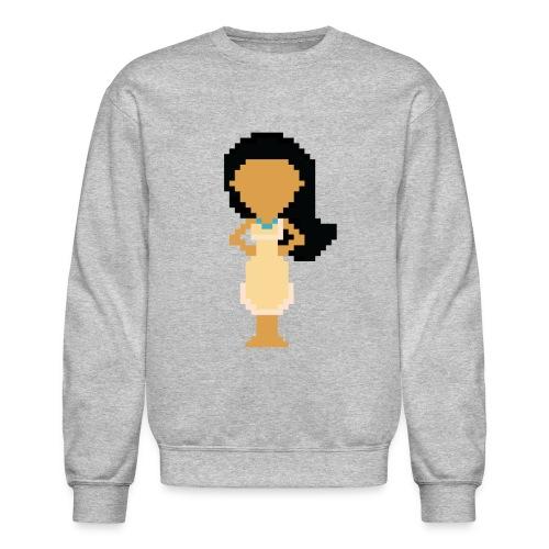 8-Bit Poca Crewneck - Crewneck Sweatshirt