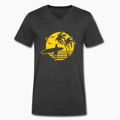 Surfers Beach T-Shirts