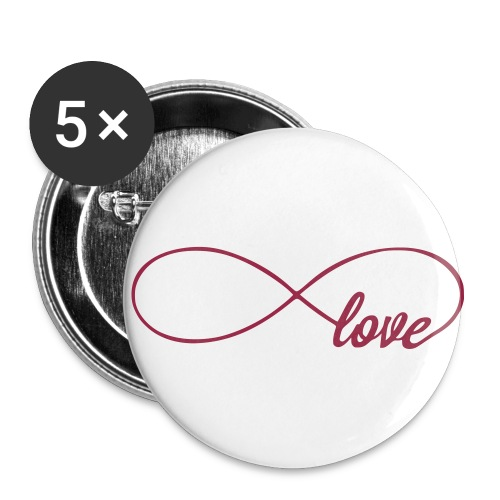 Love pins - Large Buttons