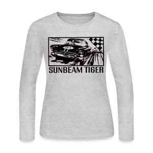 Sunbeam Tiger - Women's Long Sleeve Jersey T-Shirt