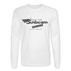 Vintage Racing Sunbeam - Men's Long Sleeve T-Shirt