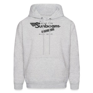 Vintage Racing Sunbeam - Men's Hoodie