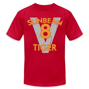 Sunbeam Tiger V8 - Men's Fine Jersey T-Shirt