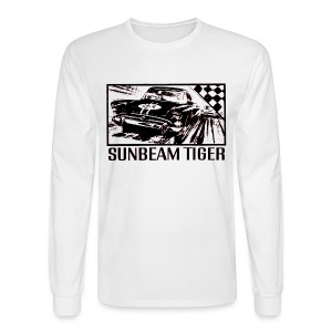 Sunbeam Tiger - Men's Long Sleeve T-Shirt