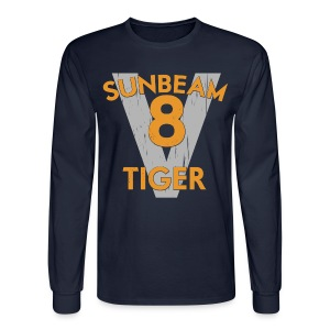 Sunbeam Tiger V8 - Men's Long Sleeve T-Shirt