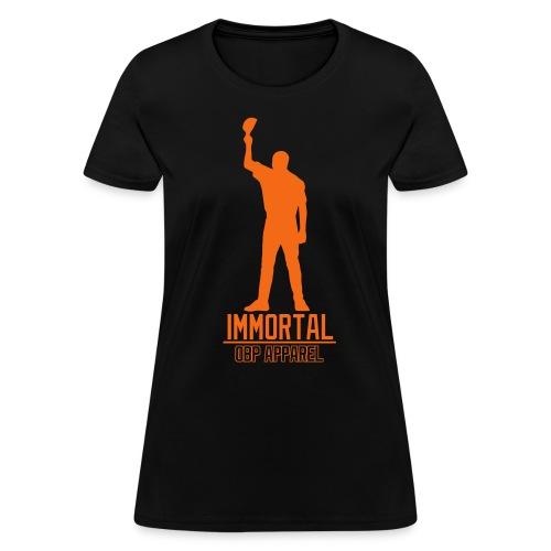 Sports Legends - Immortal - Women's T-Shirt