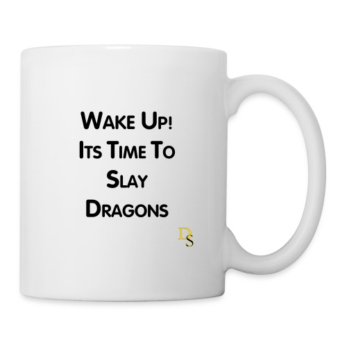 Wake Up Coffee Mug - Coffee/Tea Mug
