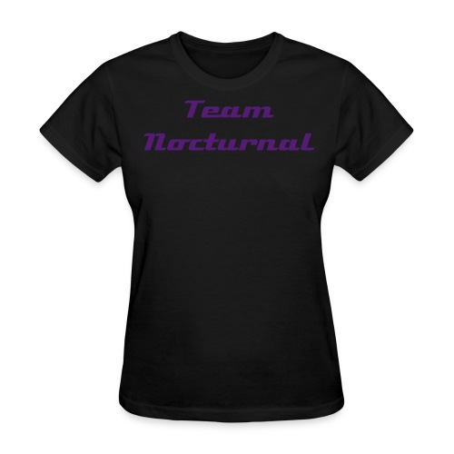 Woman's Team Nocturnal Sigma Tee - Women's T-Shirt