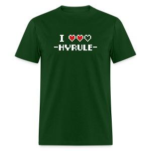 I Heart Hyrule - Men's T-Shirt