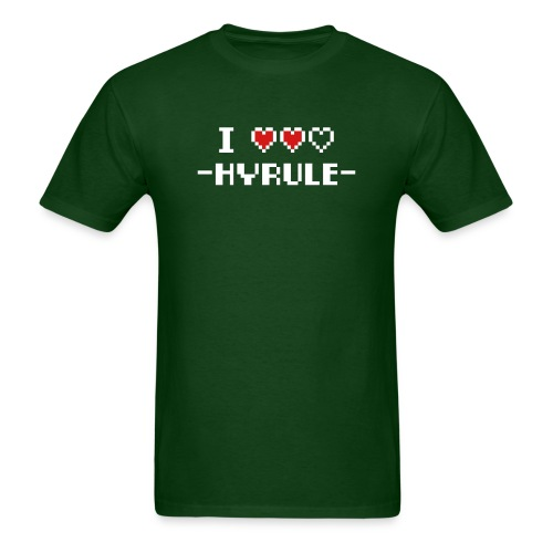 I Heart Hyrule - Men's T-Shirt