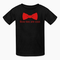 bow_ties_are_cool Kids' Shirts