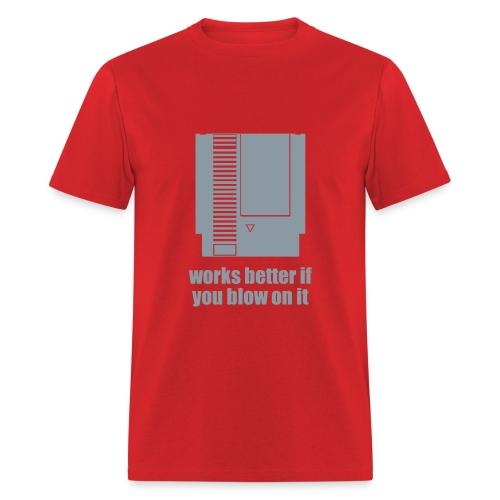 Blow on It - Men's T-Shirt