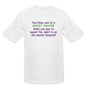 Mental Hospital Big & Tall - Men's Tall T-Shirt