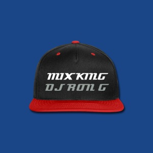 RONALD RENEE - DJ RON G CAP  - Snap-back Baseball Cap