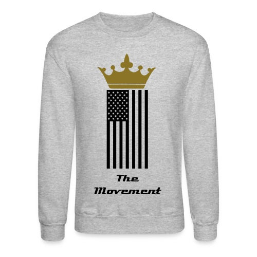 Presidential Movement Sweater - Crewneck Sweatshirt