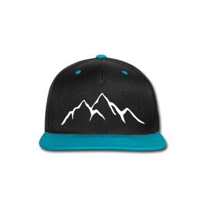 The Bro Mountain - Snap-back Baseball Cap