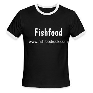Regular Fishfood T shirt - Men's Ringer T-Shirt