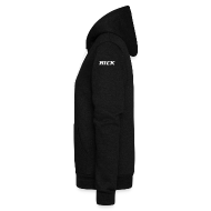 Zip Hoodies & Jackets ~ Unisex Fleece Zip Hoodie by American Apparel ~ Winner of Contest Rick