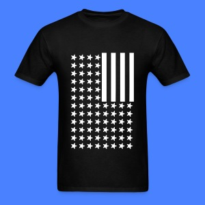 Inverted Flag T-Shirts - Men's T-Shirt