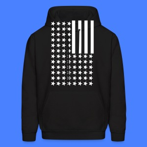 Inverted Flag Hoodies - Men's Hoodie