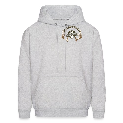 Hunting Worldwide Men's Sweatshirt - Men's Hoodie