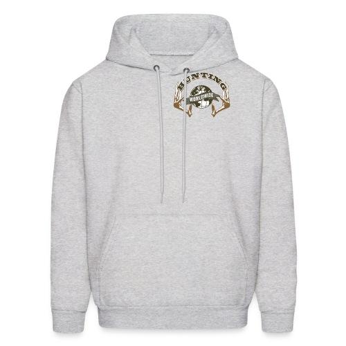 Hunting Worldwide Men's Sweatshirt - Men's Hoodie
