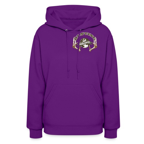 Hunting Worldwide Women's Sweatshirt - Women's Hoodie