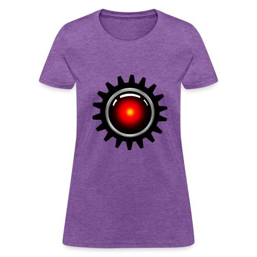Halwork Orange - Women's T-Shirt