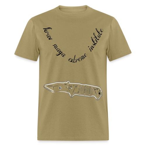 krav maga extreme institute - Men's T-Shirt
