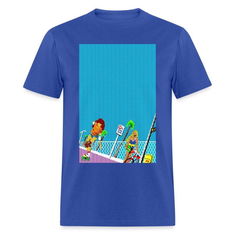 Rollers - Men's T-Shirt