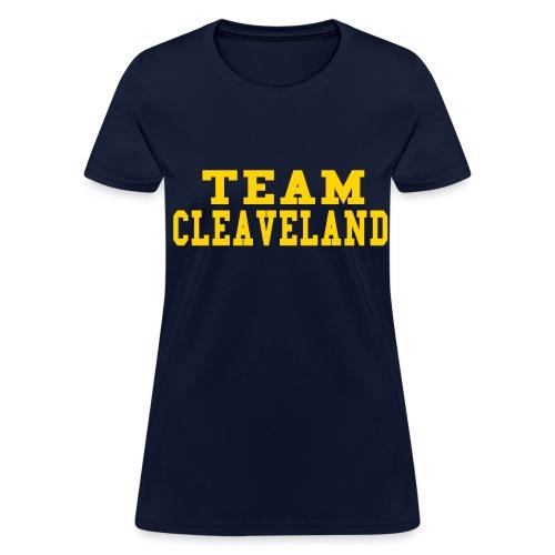 SPECIAL ORDER-TEAM CLEVELAND - Women's T-Shirt