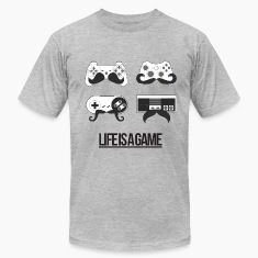 Life is a Game T-Shirts