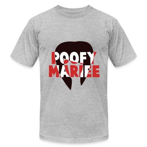 Men's T-shirt by American Apparel - Poofy Mariee - Men's Fine Jersey T-Shirt