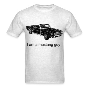 male mustang shirt - Men's T-Shirt