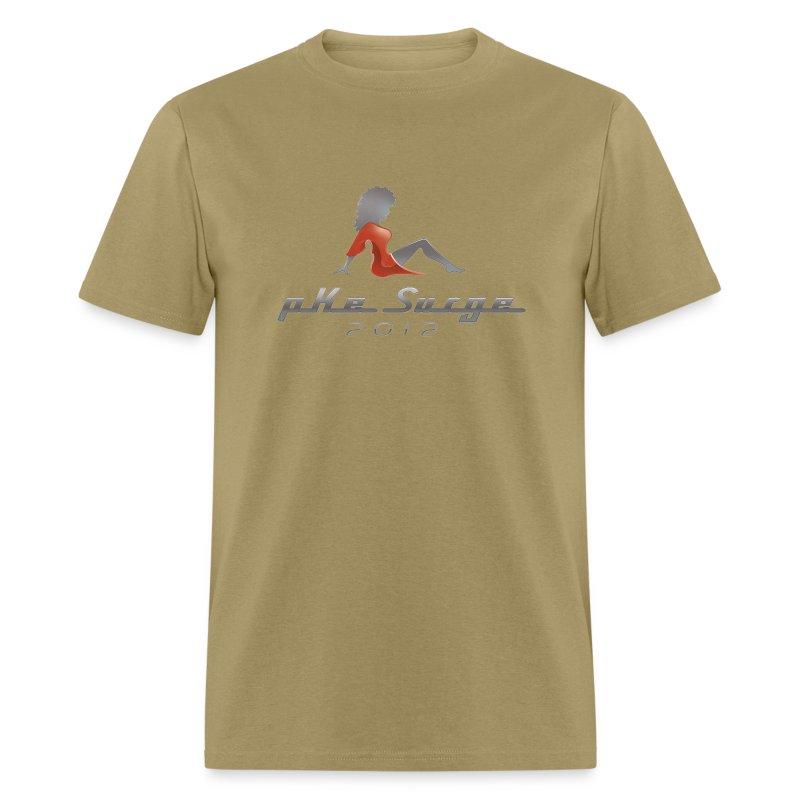 PKE Surge 2012 - Chrome - Men's T-Shirt