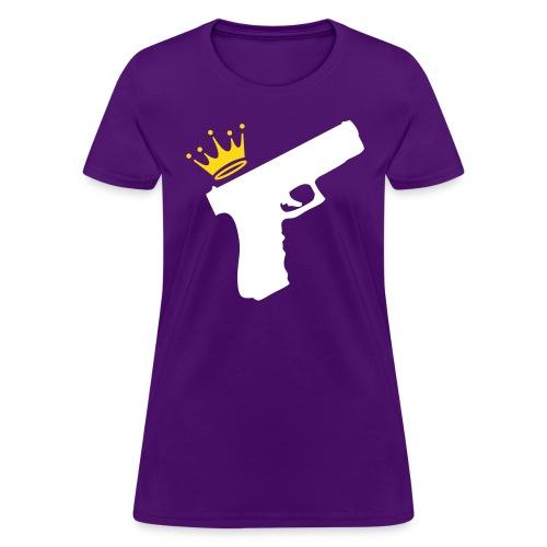 The King - Womens - Women's T-Shirt